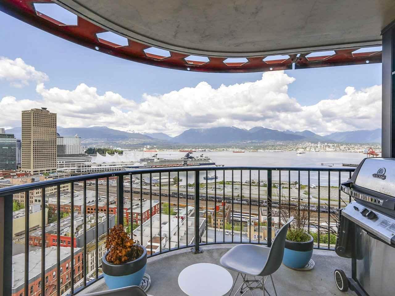 Condo Apartment at 2510 128 W CORDOVA STREET, Unit 2510, Vancouver West, British Columbia. Image 2