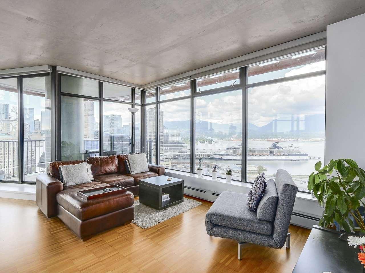 Condo Apartment at 2510 128 W CORDOVA STREET, Unit 2510, Vancouver West, British Columbia. Image 5