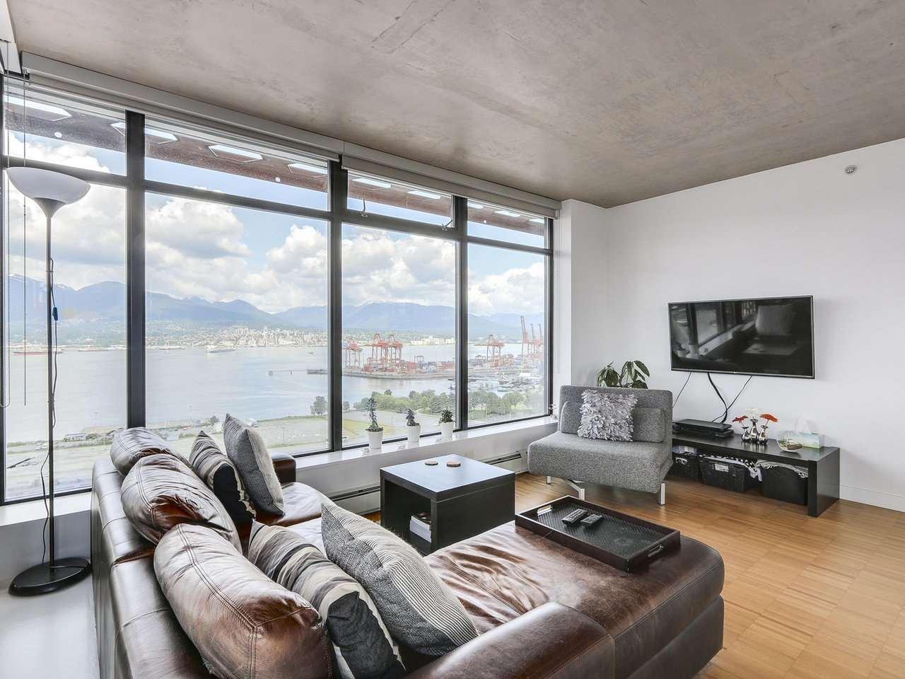 Condo Apartment at 2510 128 W CORDOVA STREET, Unit 2510, Vancouver West, British Columbia. Image 6