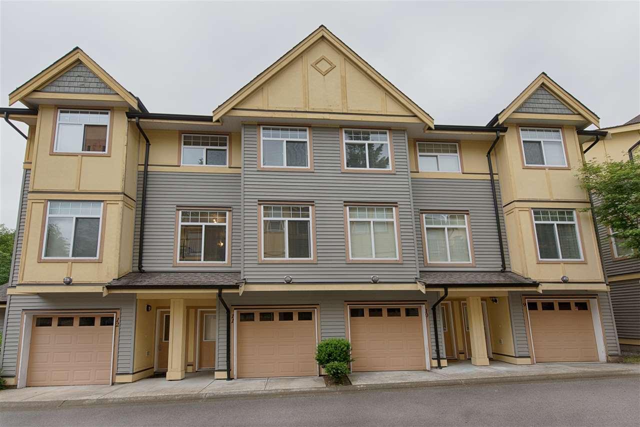 Townhouse at 11 15518 103A AVENUE, Unit 11, North Surrey, British Columbia. Image 1