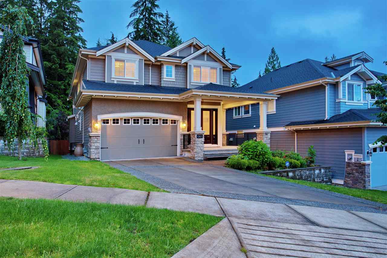 Detached at 1363 KINGSTON STREET, Coquitlam, British Columbia. Image 1