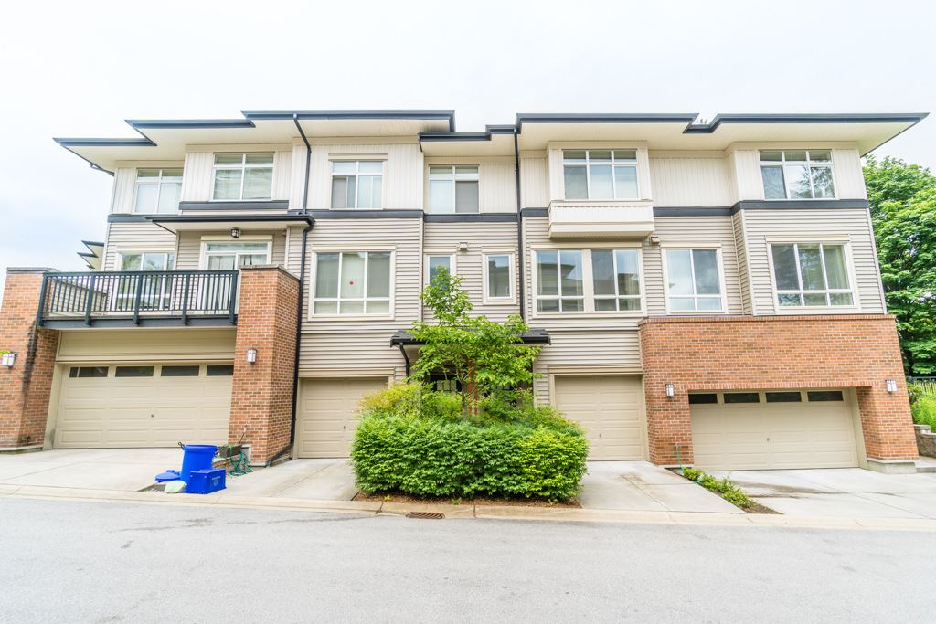 Townhouse at 9 1125 KENSAL PLACE, Unit 9, Coquitlam, British Columbia. Image 1