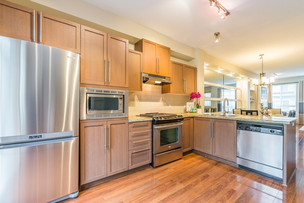 Townhouse at 9 1125 KENSAL PLACE, Unit 9, Coquitlam, British Columbia. Image 4