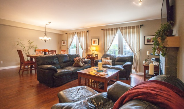 Townhouse at 4 1651 PARKWAY BOULEVARD, Unit 4, Coquitlam, British Columbia. Image 7