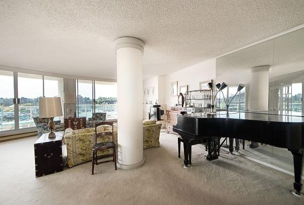 Condo Apartment at 602 1600 HOWE STREET, Unit 602, Vancouver West, British Columbia. Image 12