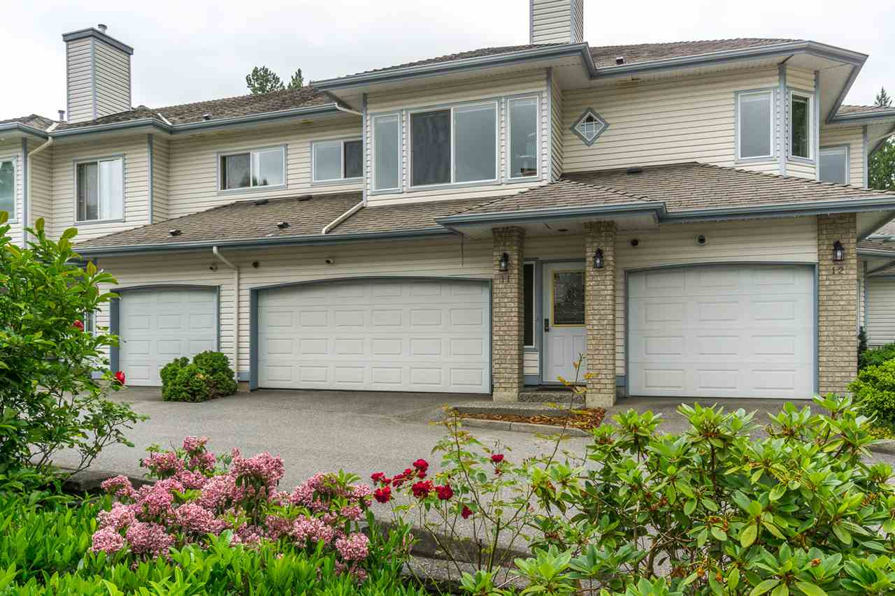Townhouse at 11 21579 88B AVENUE, Unit 11, Langley, British Columbia. Image 1