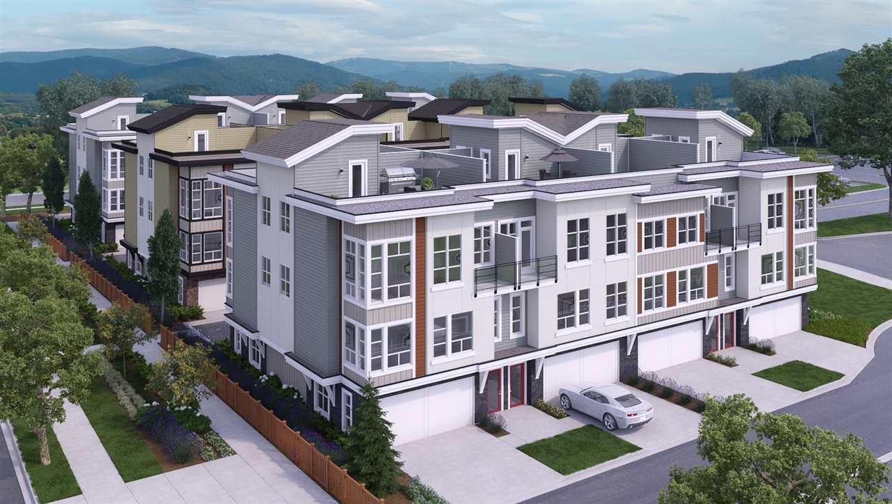 Townhouse at 9 8466 MIDTOWN WAY, Unit 9, Chilliwack, British Columbia. Image 1