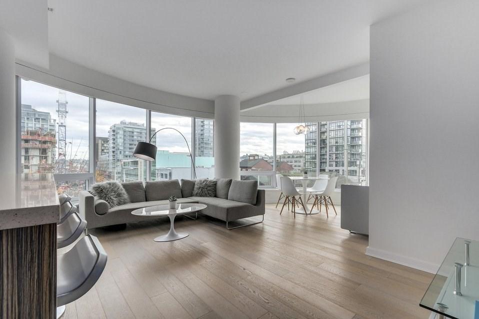 Condo Apartment at 407 1661 ONTARIO STREET, Unit 407, Vancouver West, British Columbia. Image 3