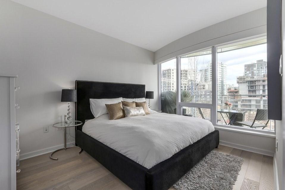 Condo Apartment at 407 1661 ONTARIO STREET, Unit 407, Vancouver West, British Columbia. Image 8