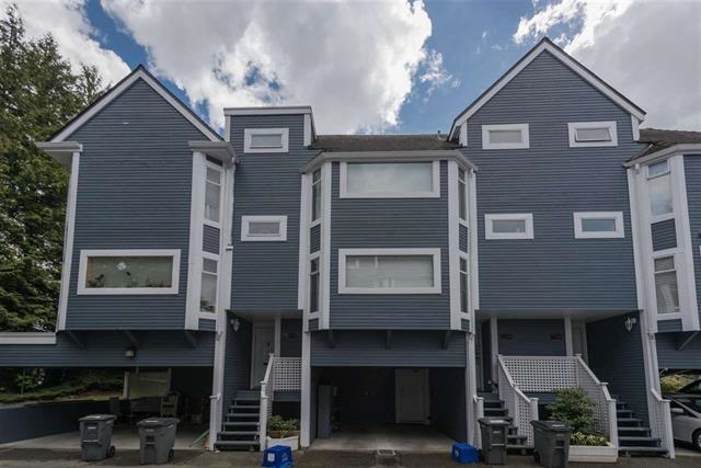 Townhouse at 3129 BEAGLE COURT, Vancouver East, British Columbia. Image 1