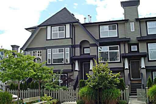 Townhouse at 17 6888 ROBSON DRIVE, Unit 17, Richmond, British Columbia. Image 1