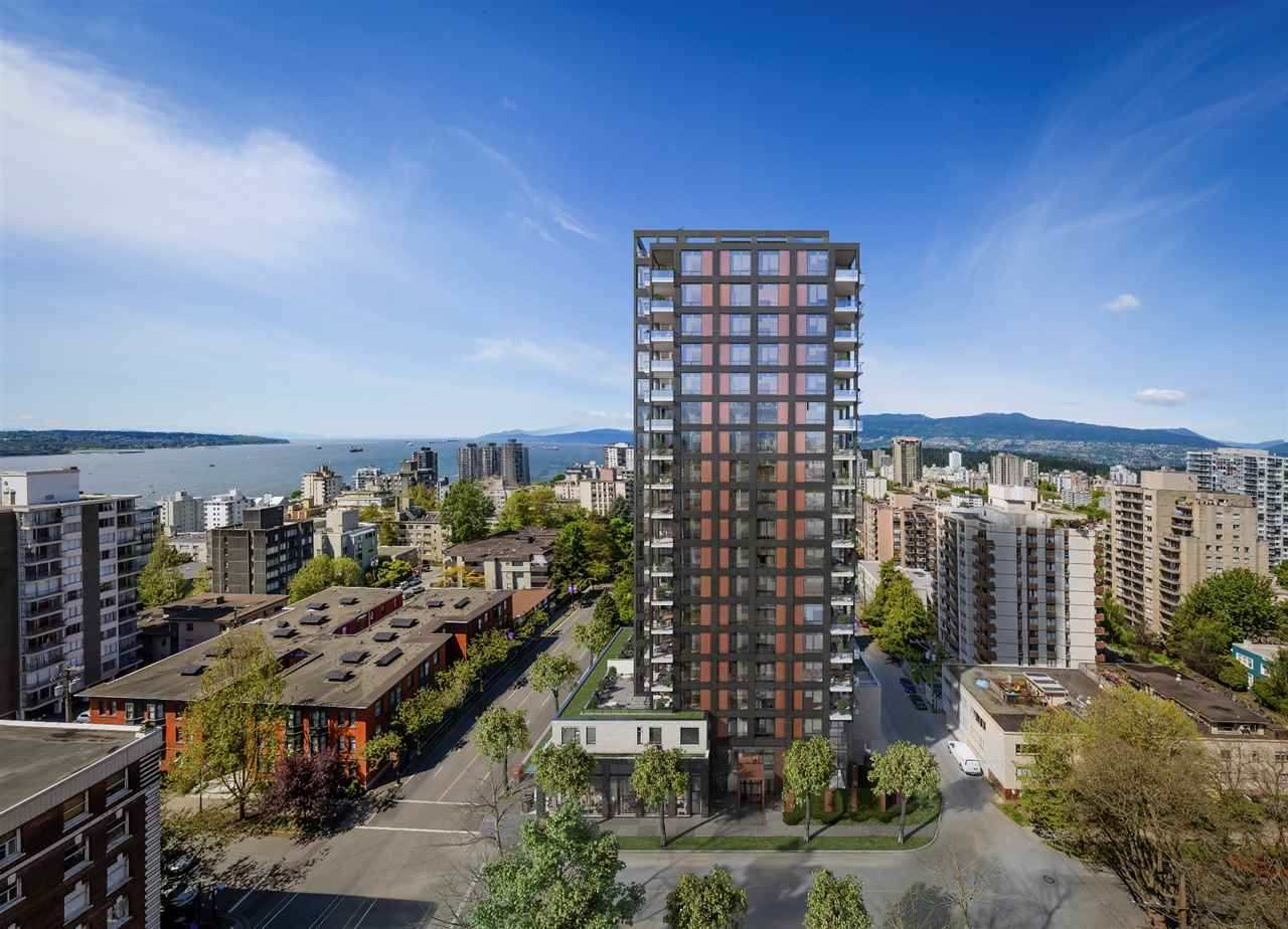 Condo Apartment at 1001 1171 JERVIS STREET, Unit 1001, Vancouver West, British Columbia. Image 1