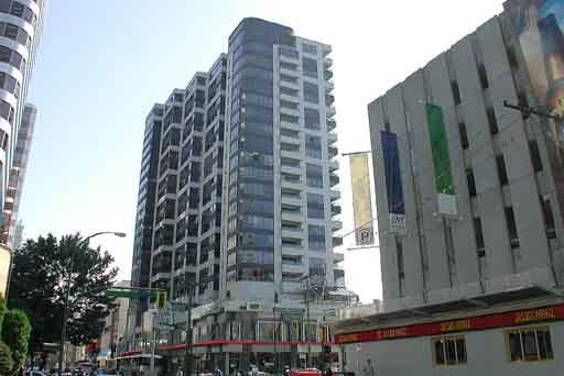 Condo Apartment at 606 1060 ALBERNI STREET, Unit 606, Vancouver West, British Columbia. Image 1