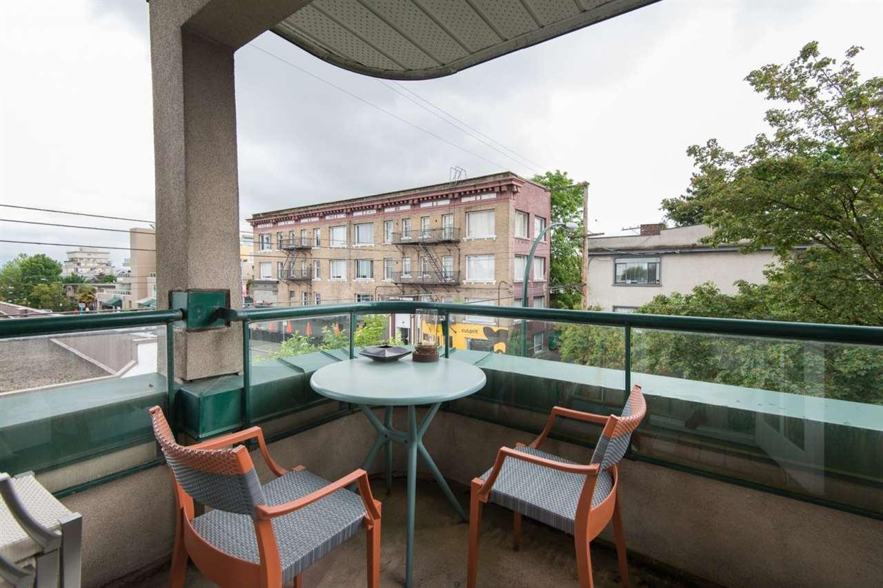 Condo Apartment at 302 2091 VINE STREET, Unit 302, Vancouver West, British Columbia. Image 9