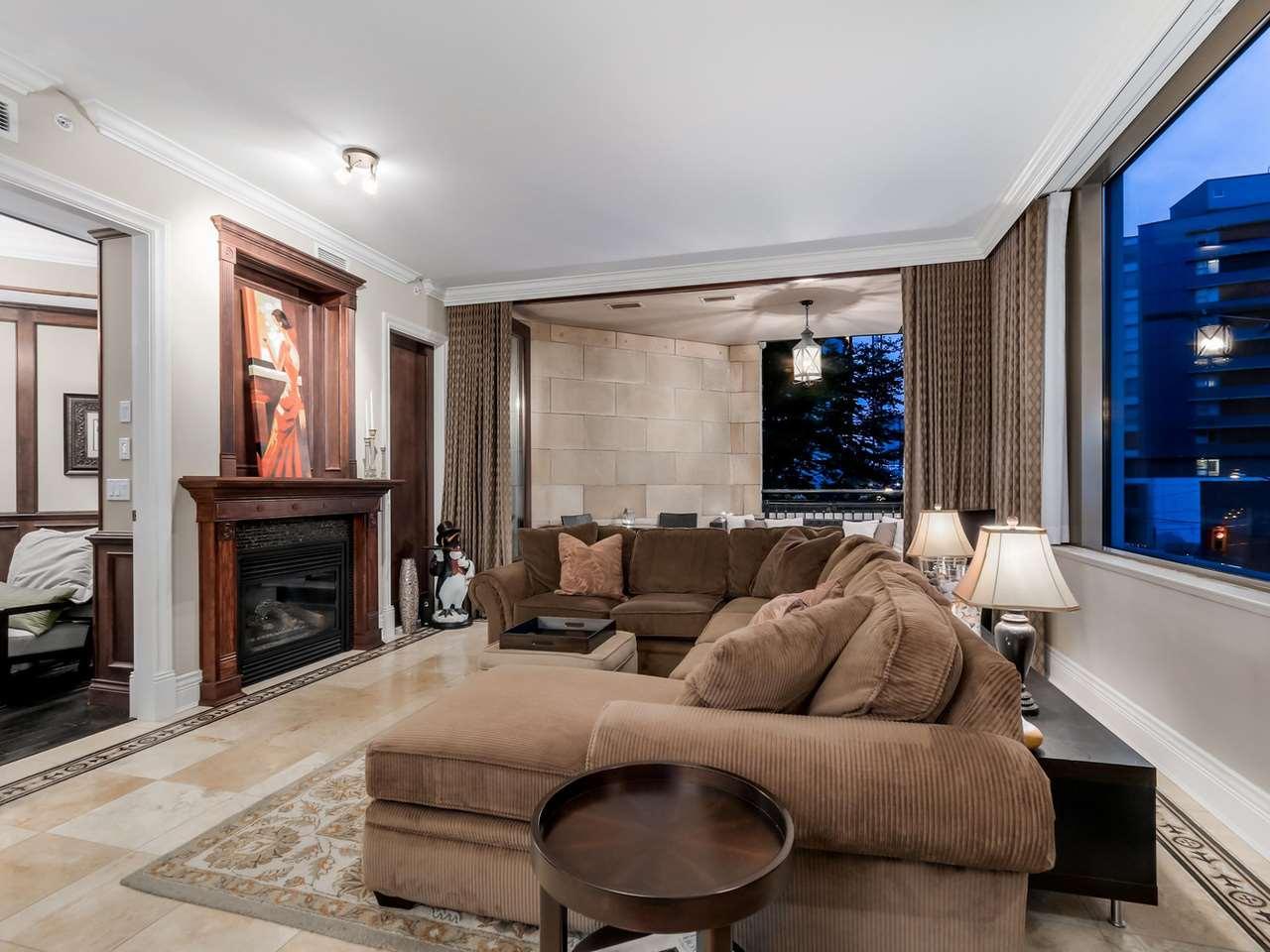 Condo Apartment at 403 499 DRAKE STREET, Unit 403, Vancouver West, British Columbia. Image 7