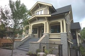 Townhouse at 1838 W 12TH AVENUE, Vancouver West, British Columbia. Image 1