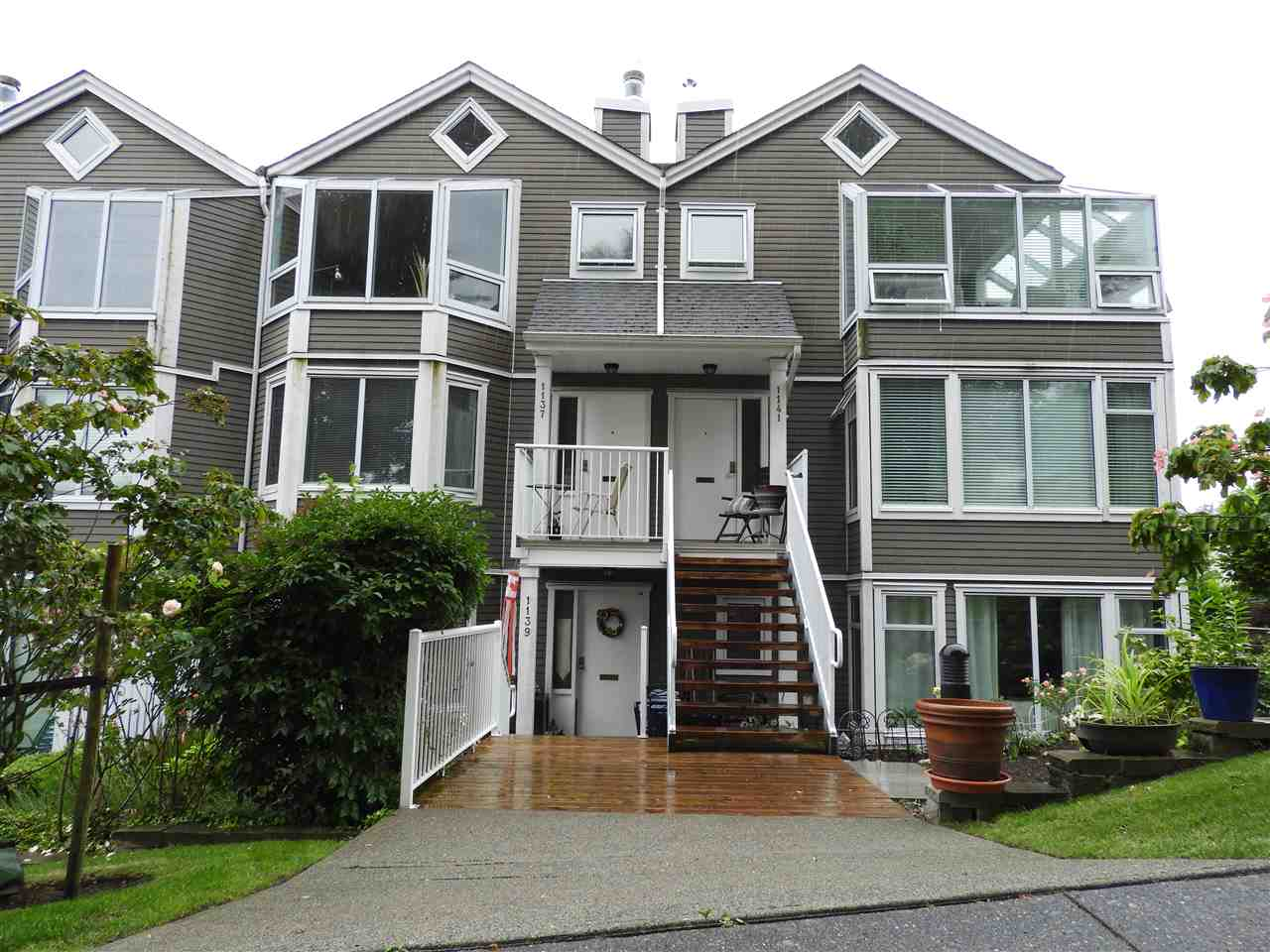 Townhouse at 1137 ELM STREET, South Surrey White Rock, British Columbia. Image 1