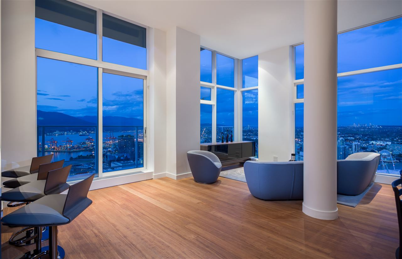 Condo Apartment at PH6 777 RICHARDS STREET, Unit PH6, Vancouver West, British Columbia. Image 2