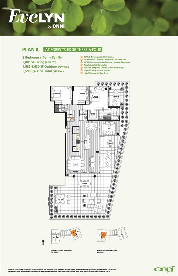 Condo Apartment at 702 768 ARTHUR ERICKSON PLACE, Unit 702, West Vancouver, British Columbia. Image 8