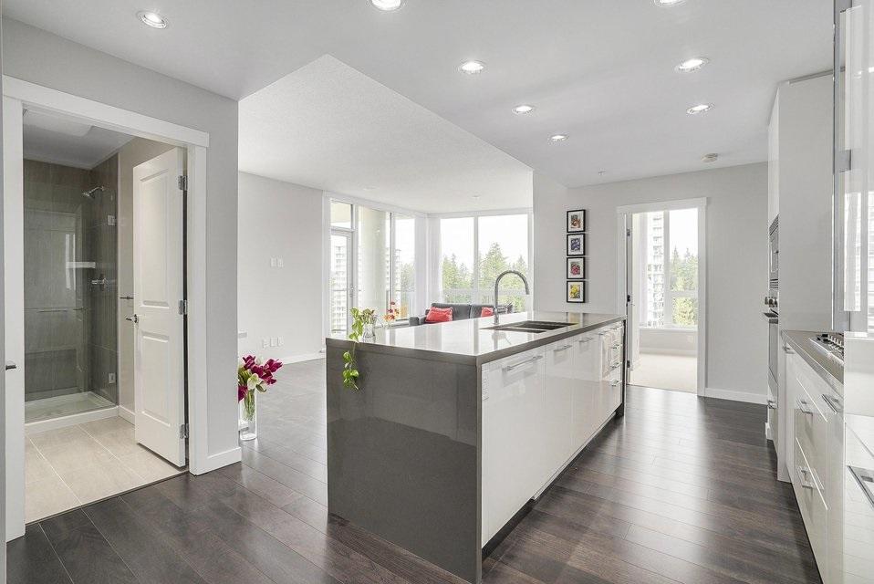 Condo Apartment at 1709 5628 BIRNEY AVENUE, Unit 1709, Vancouver West, British Columbia. Image 3