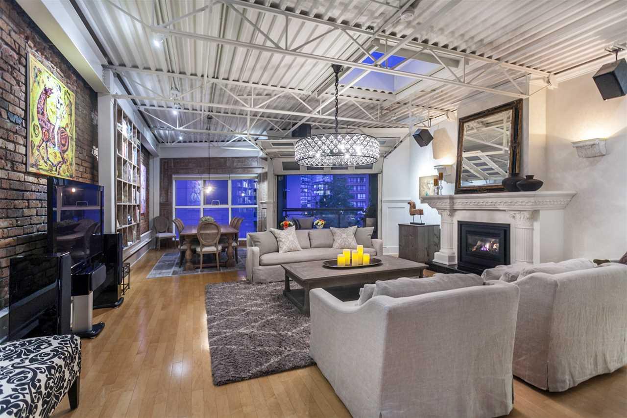 Condo Apartment at PH501 1230 HAMILTON STREET, Unit PH501, Vancouver West, British Columbia. Image 7