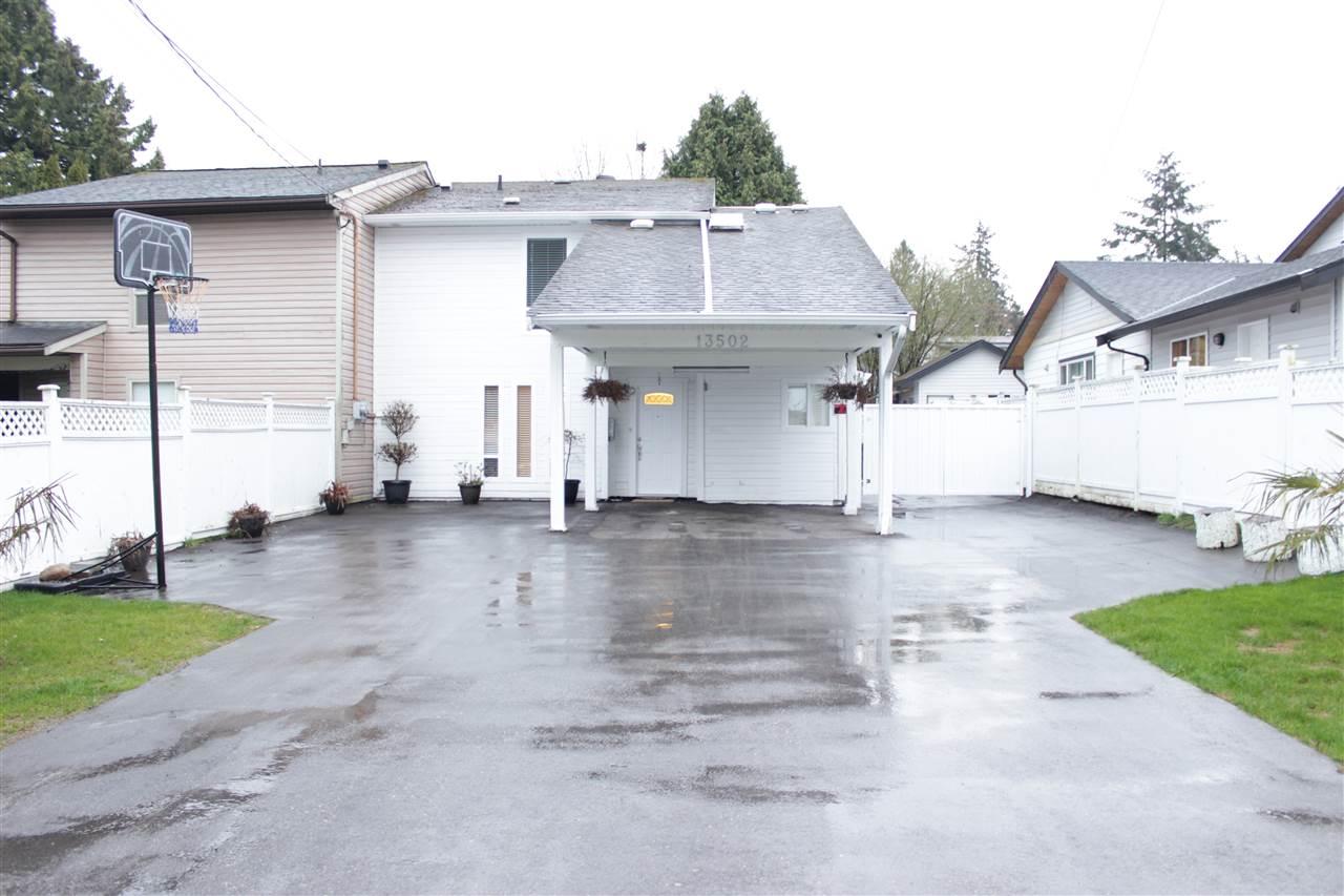 Half-duplex at 13502 79A AVENUE, Surrey, British Columbia. Image 2