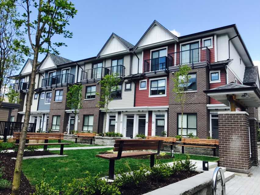 Townhouse at 24 7039 MACPHERSON AVENUE, Unit 24, Burnaby South, British Columbia. Image 3