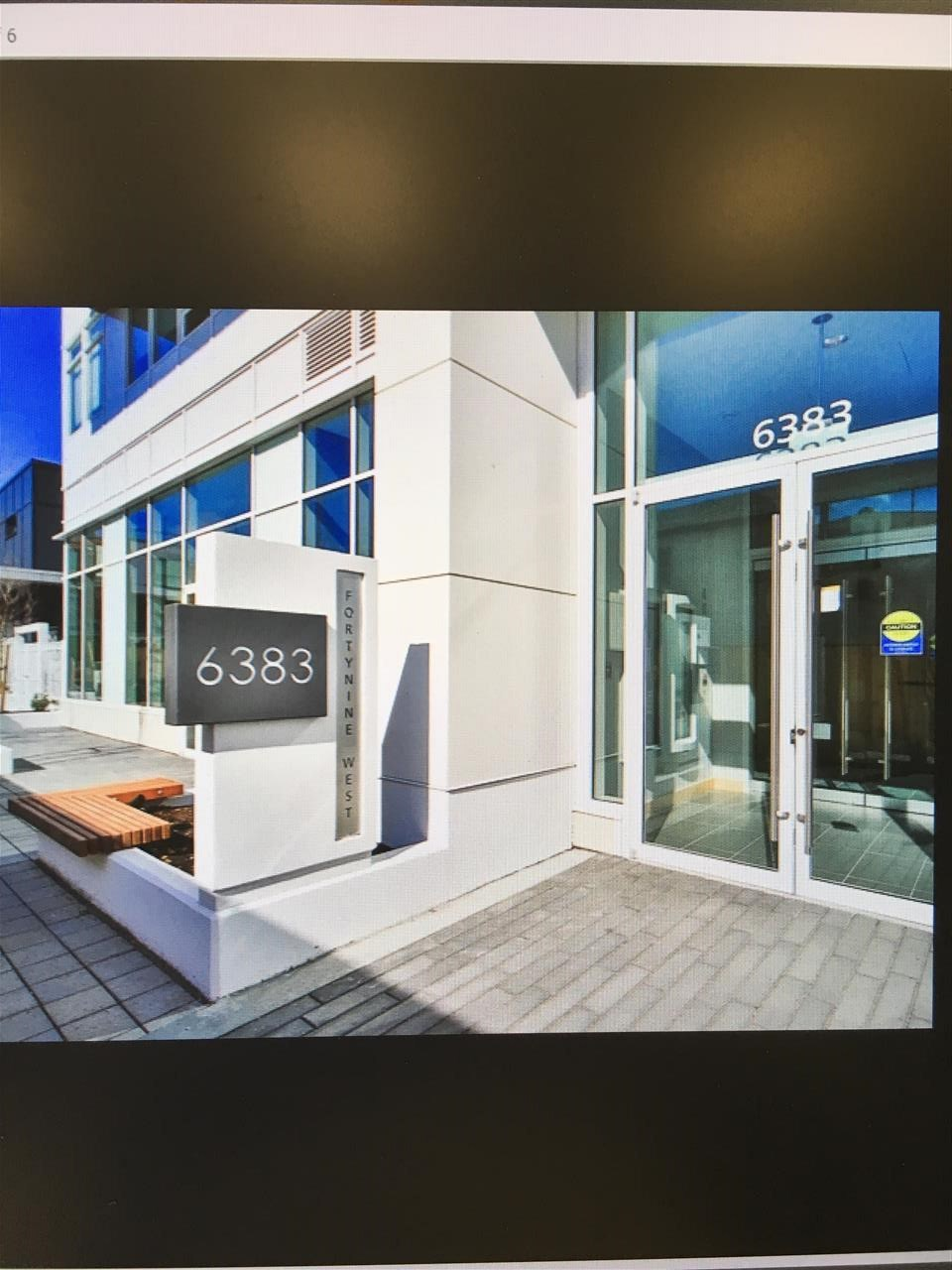 Condo Apartment at 702 6383 CAMBIE STREET, Unit 702, Vancouver West, British Columbia. Image 8