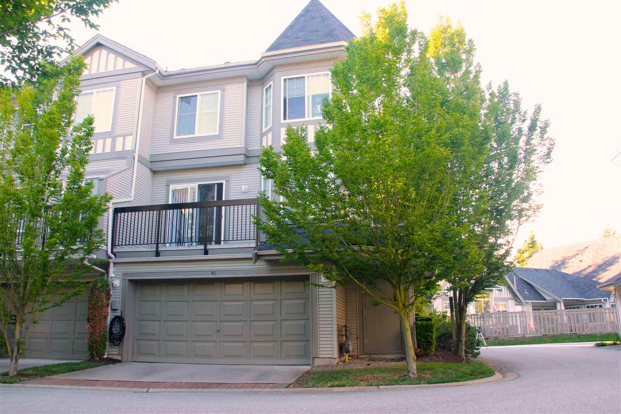 Townhouse at 41 3880 WESTMINSTER HIGHWAY, Unit 41, Richmond, British Columbia. Image 1