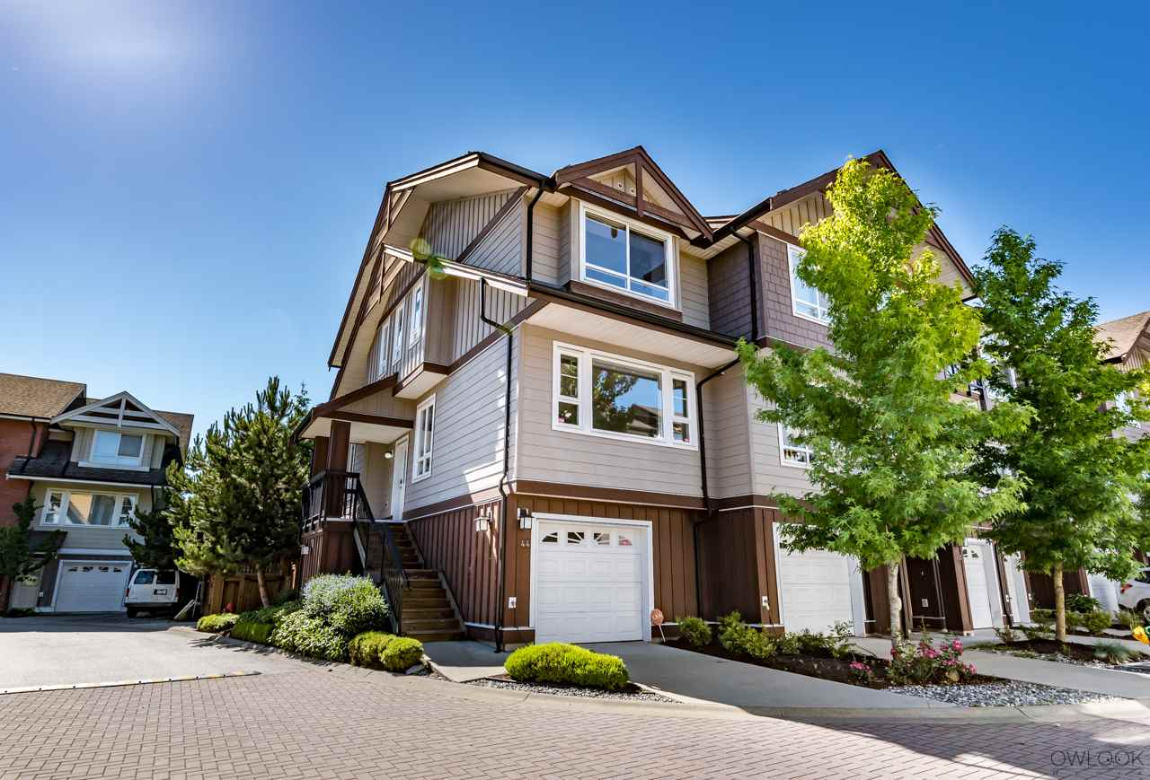 Townhouse at 44 9551 FERNDALE ROAD, Unit 44, Richmond, British Columbia. Image 1