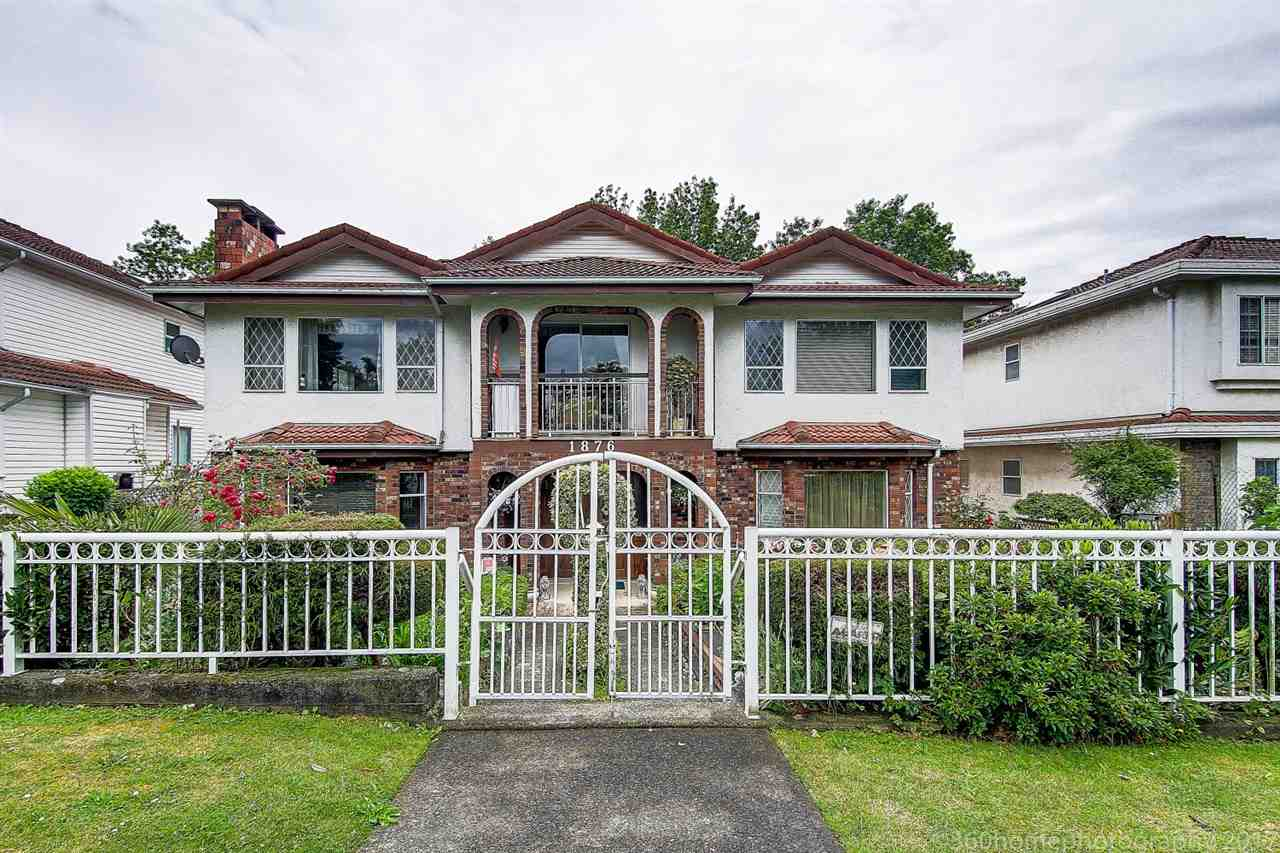 Detached at 1876 PRESTWICK DRIVE, Vancouver East, British Columbia. Image 1