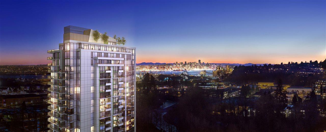 Condo Apartment at 1506 680 SEYLYNN CRESCENT, Unit 1506, North Vancouver, British Columbia. Image 1