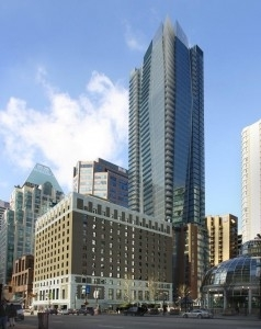 Condo Apartment at 2703 667 HOWE STREET, Unit 2703, Vancouver West, British Columbia. Image 1