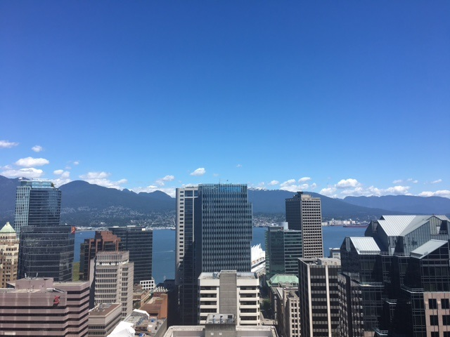 Condo Apartment at 2703 667 HOWE STREET, Unit 2703, Vancouver West, British Columbia. Image 2