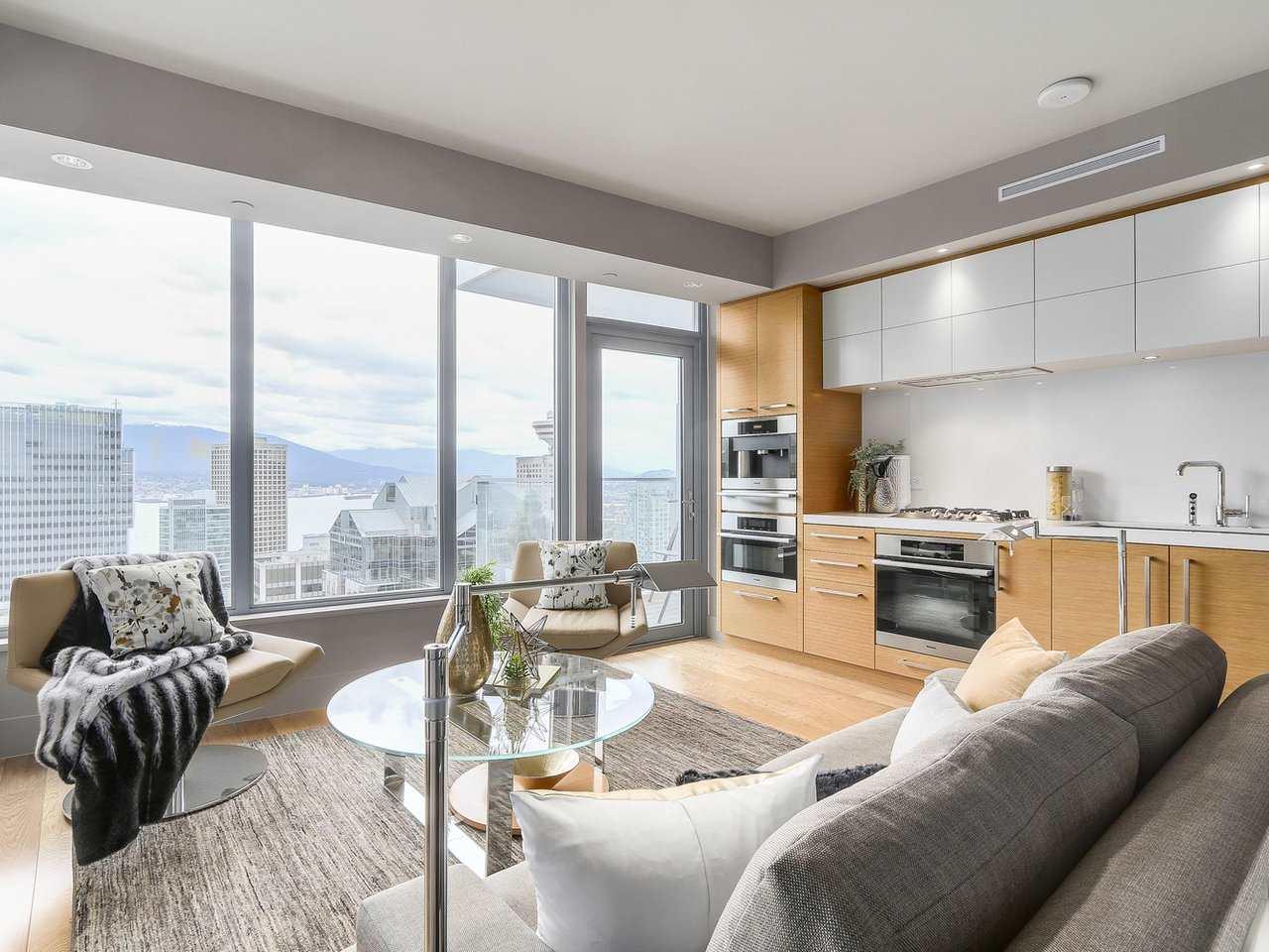Condo Apartment at 2703 667 HOWE STREET, Unit 2703, Vancouver West, British Columbia. Image 7