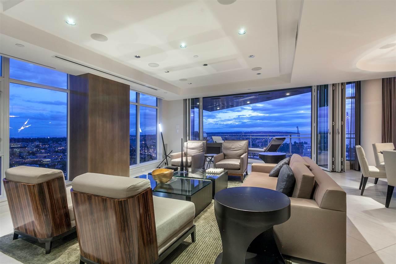 Condo Apartment at 4301 1372 SEYMOUR STREET, Unit 4301, Vancouver West, British Columbia. Image 2