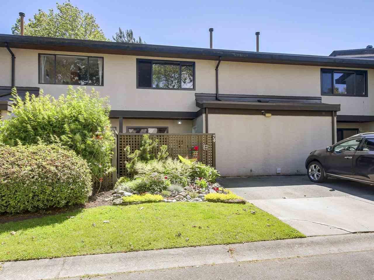 Townhouse at 74 11491 7TH AVENUE, Unit 74, Richmond, British Columbia. Image 1