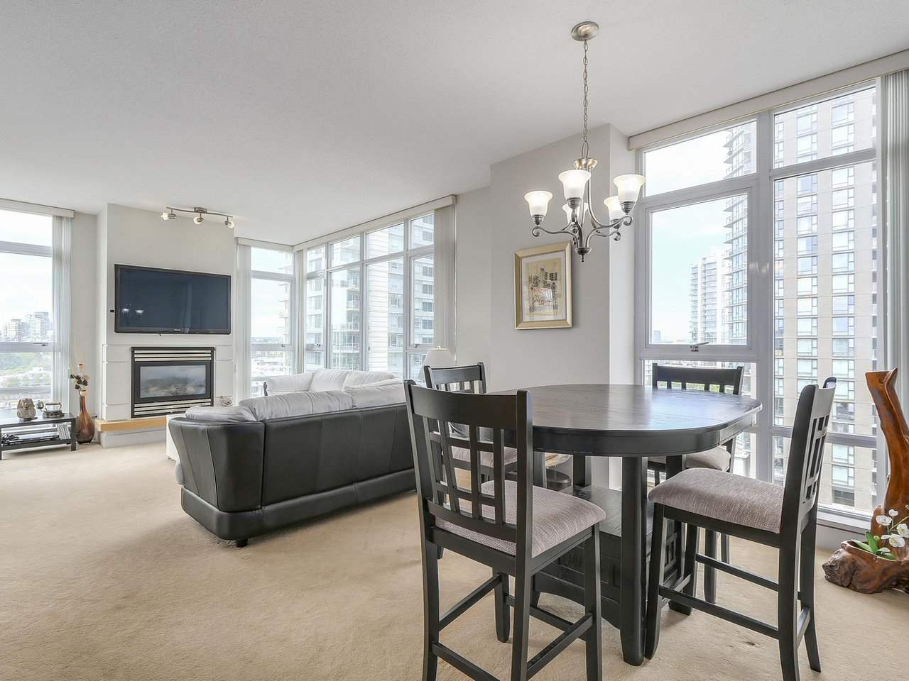Condo Apartment at 1106 1483 HOMER STREET, Unit 1106, Vancouver West, British Columbia. Image 2