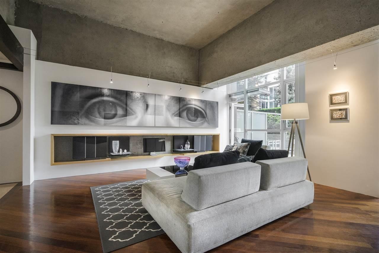 Condo Apartment at 101 1318 HOMER STREET, Unit 101, Vancouver West, British Columbia. Image 2