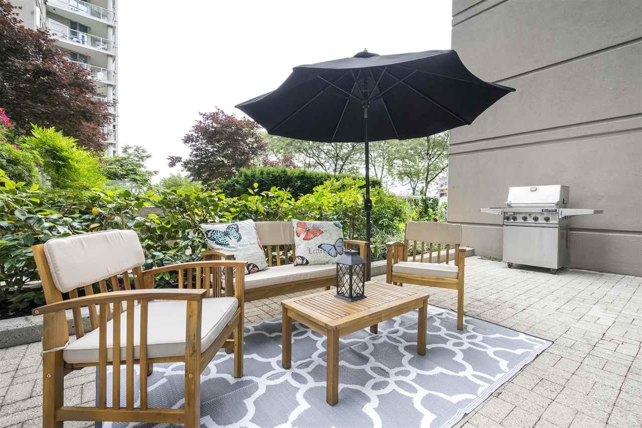 Condo Apartment at 101 1318 HOMER STREET, Unit 101, Vancouver West, British Columbia. Image 11