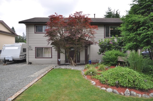 Detached at 774 ADIRON AVENUE, Coquitlam, British Columbia. Image 1