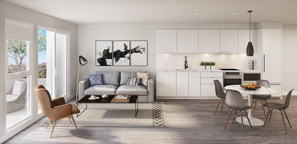 Condo Apartment at 217 630 E BROADWAY, Unit 217, Vancouver East, British Columbia. Image 1