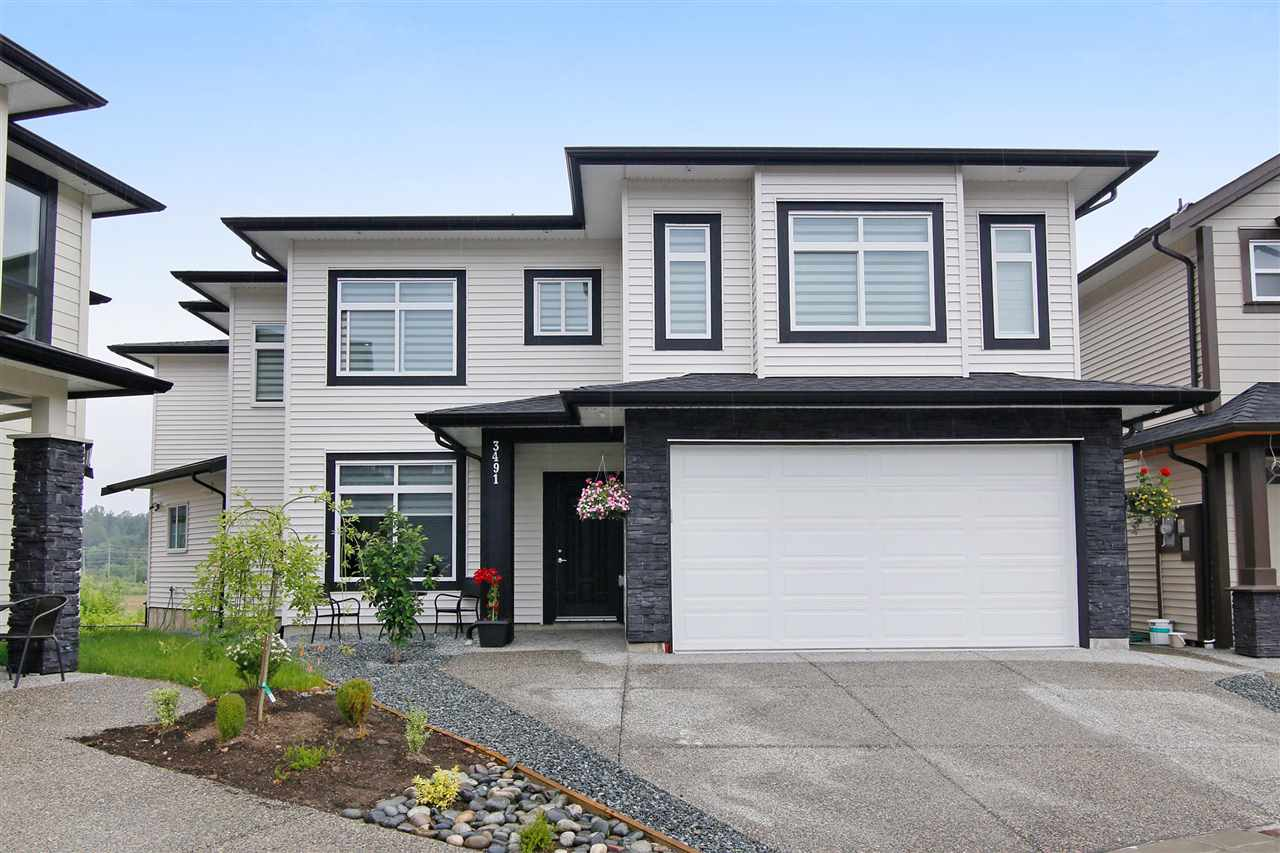Detached at 3491 HAZELWOOD PLACE, Abbotsford, British Columbia. Image 1