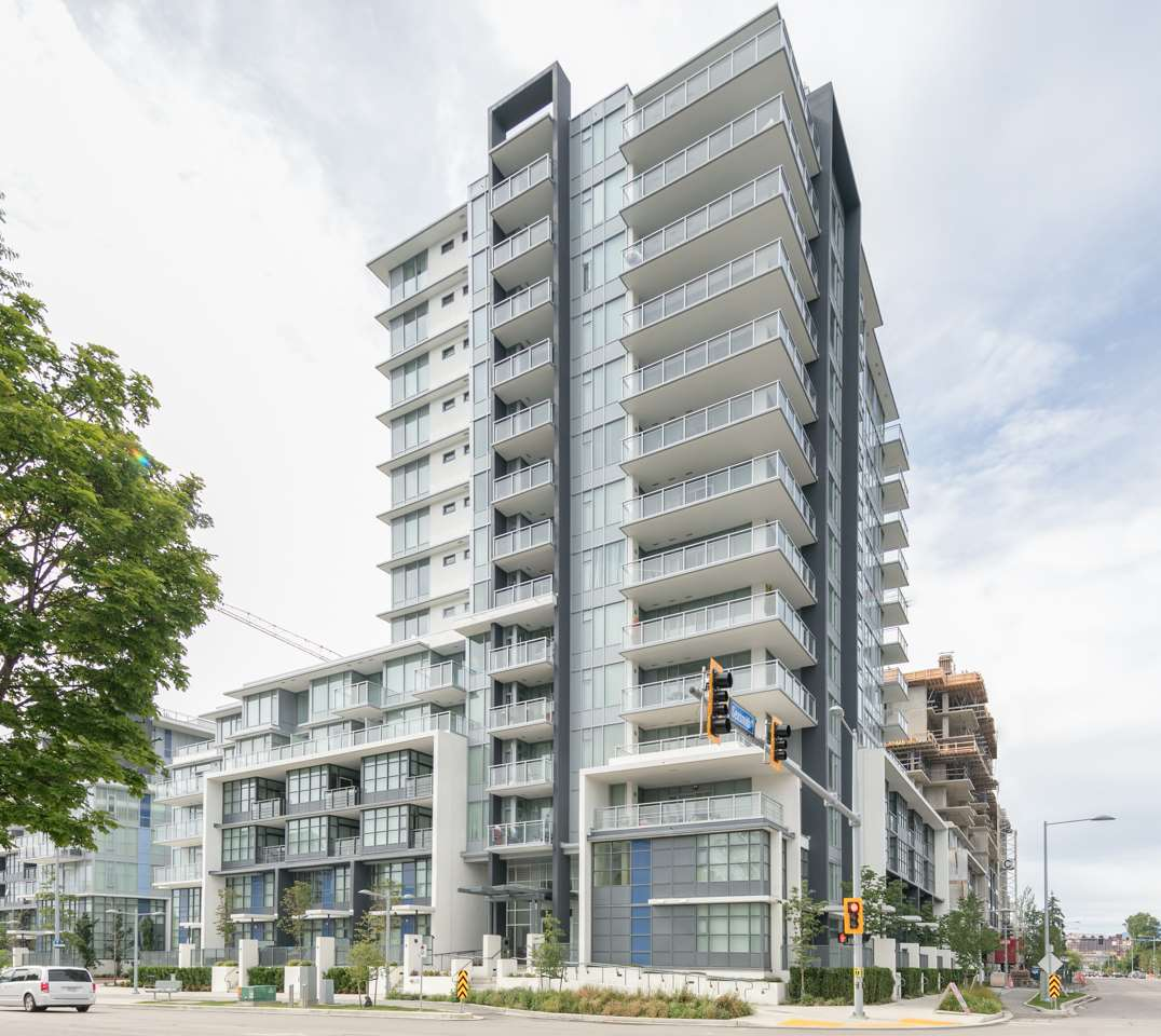 Condo Apartment at 501 8677 CAPSTAN WAY, Unit 501, Richmond, British Columbia. Image 1
