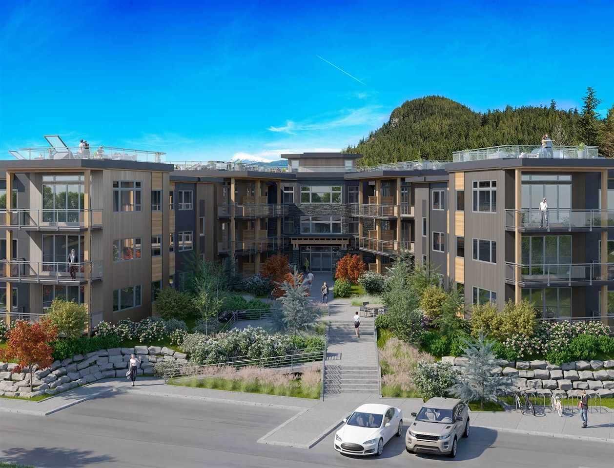 Condo Apartment at 114 41328 SKYRIDGE PLACE, Unit 114, Squamish, British Columbia. Image 1