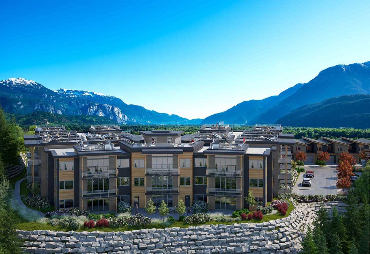 Condo Apartment at 114 41328 SKYRIDGE PLACE, Unit 114, Squamish, British Columbia. Image 2