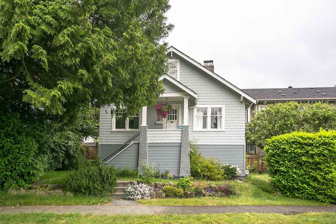 Detached at 8386 EAST BOULEVARD, Vancouver West, British Columbia. Image 1
