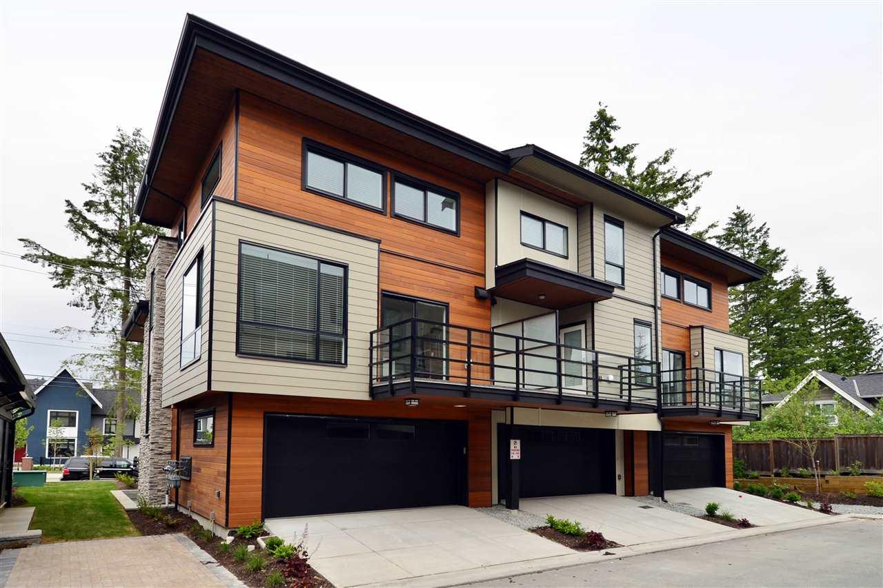 Townhouse at 8 15688 28 AVENUE, Unit 8, South Surrey White Rock, British Columbia. Image 1