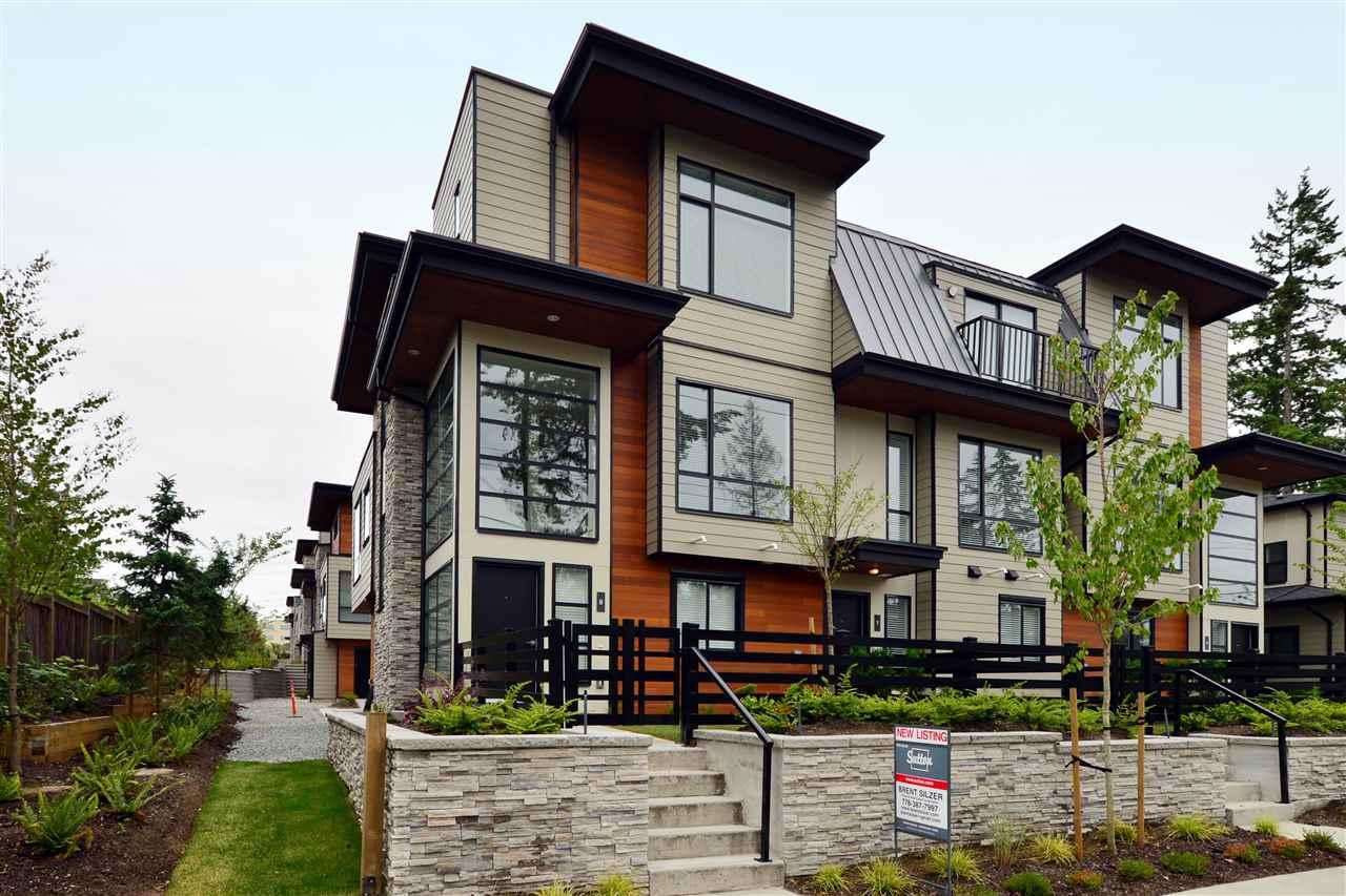 Townhouse at 8 15688 28 AVENUE, Unit 8, South Surrey White Rock, British Columbia. Image 2