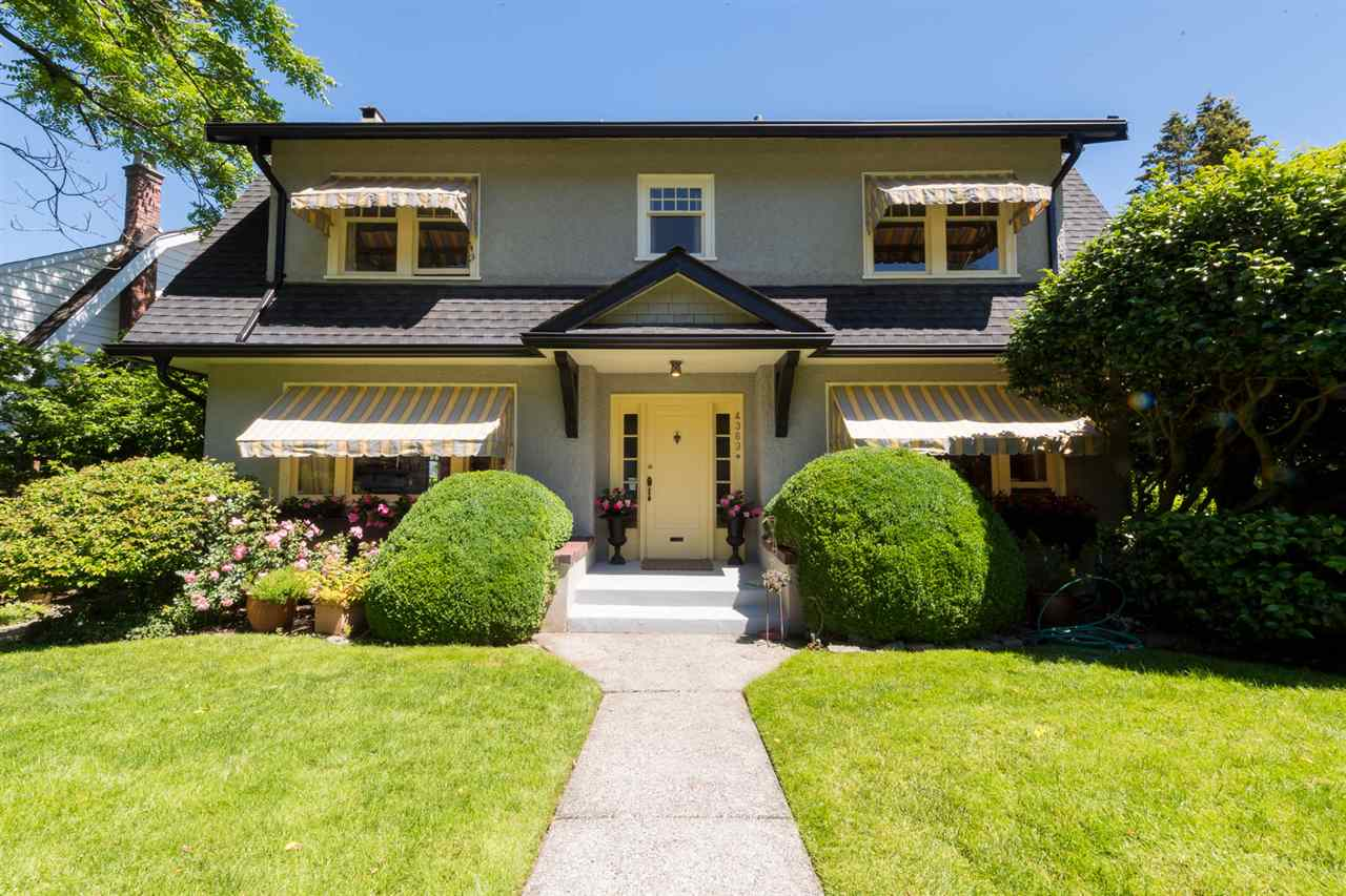 Detached at 4363 LOCARNO CRESCENT, Vancouver West, British Columbia. Image 3